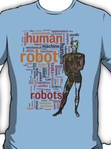 Human Robot T-Shirt