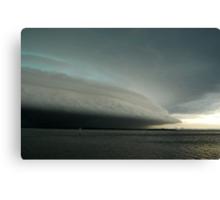 The Big Storm - SE Queensland Canvas Print