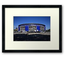 Shea Stadium Framed Print