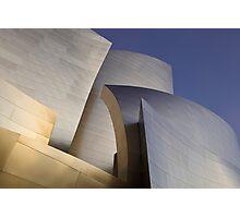Walt Disney Concert Hall #2 Photographic Print
