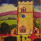 St Wilfrid's, Burnsall by Martin Williamson (©cobbybrook)