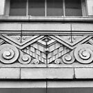 Art Deco Ornament, Central West End, St. Louis, Missouri by Crystal Clyburn