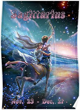 Sagittarius by ©The Creative  Minds