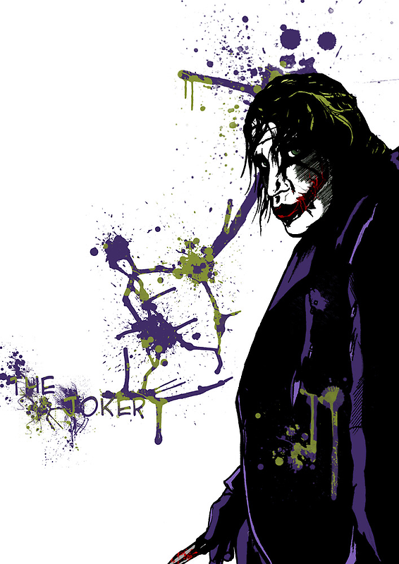 The Joker by TomWright156