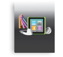 iPod Nano Canvas Print