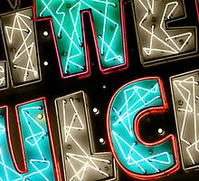 Neon Glitter by Barbarella0303