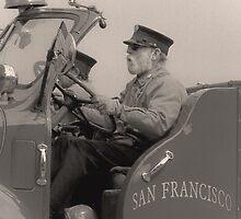 old fireman by Sebastian Warnes