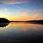 First light before sunrise by Susana Weber