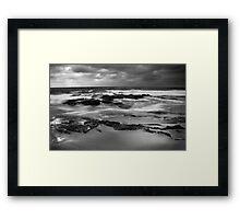 Umzumbe beach, Kwazulu Natal, South Africa Framed Print