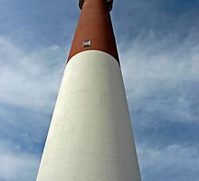 Old Barney - Barnegat Light House NJ - Perspective by Paul Gitto
