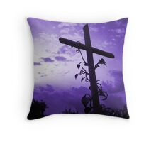 I am the Vine, you are the branches Throw Pillow