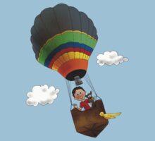 Ballooning by Kristy Spring-Brown