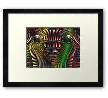 Ruler of the Dark Framed Print