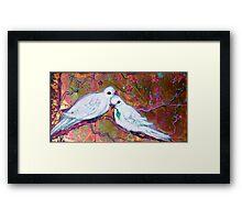 Loving Peace Framed Print