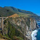 California Highway One by kieranmurphy