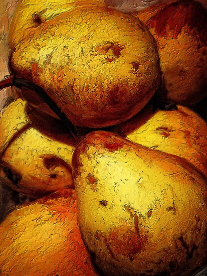 Pears by Simon Duckworth