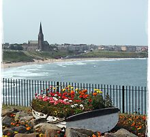 Tynemouth Longsands  by Alison Ward
