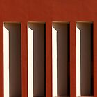 Modern Window by Richard G Witham
