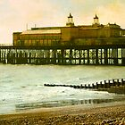 Hastings Pier. by borzoi1