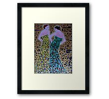 In Regards to Beauty Framed Print