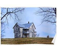 The Old House on  the Hill Poster