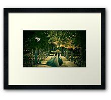 I'll Fly Away... Framed Print