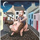 Butcher Beynon by Chris Harrendence