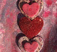 February Hearts by angelandspot