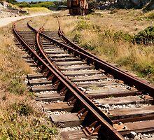 Alderney Railway by Karen Millard