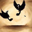 flight and by Daisy Watson