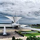 Milwaukee Art Museum by James Watkins