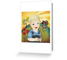 Julian Greeting Card