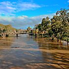 Murrumbidgee Full Flow by bazcelt