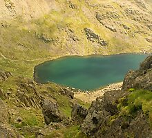 Goats Water..A High Level View by VoluntaryRanger
