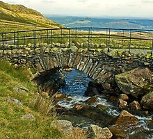 The Old Packhorse Bridge... by VoluntaryRanger
