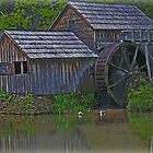 Mabry Mill, Virginia by lynell