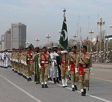 Pak Army by Amir Saeed