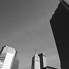 Minneapolis Skyscrapers by Frank Romeo