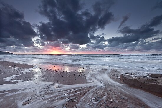 Inverness Sunset by EvaMcDermott