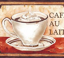 Caffé Latte - My daily fix by Maree  Clarkson