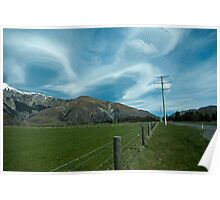 Lenticular Clouds 2 Poster