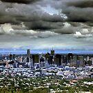 Stormy Skies by Peter Doré
