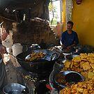 RURAL FAST FOOD by RakeshSyal
