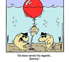 Da boss by Tim Thomson