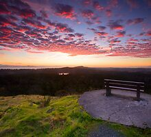 Bench View by Don Guindon
