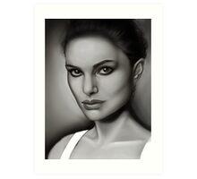 Natalie II Art Print