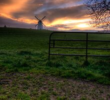 Ballycopeland Windmill by Jonny Andrews