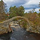 Carr bridge by Alan Findlater