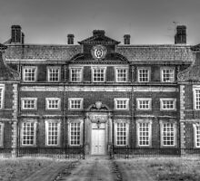 Raynham Hall, Norfolk by Kim Slater