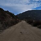 High Mountain Ridge Road . by CanyonWind